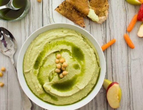 Hummus Matcha